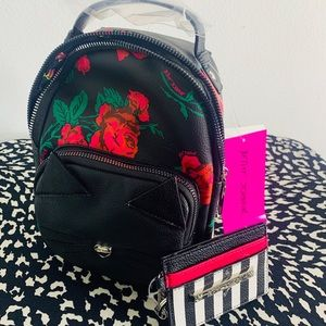 Betsey Johnson Bags - Betsey Johnson backpack